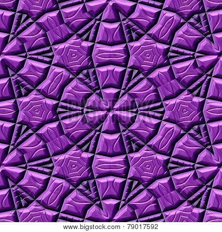 Mayan Ornaments Seamless Hi-res Generated Texture