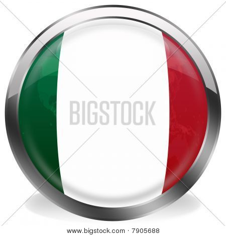 button of italy