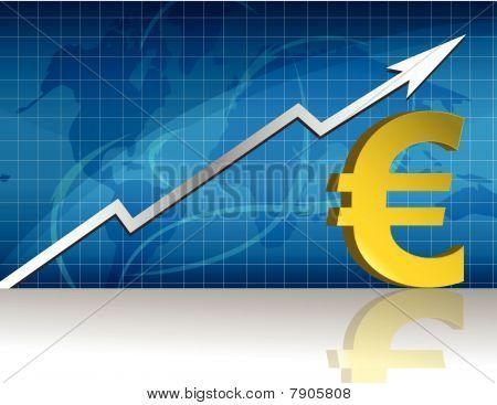Euro Exchange / Vector
