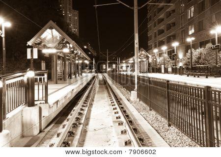 Hoboken-Bahnhof