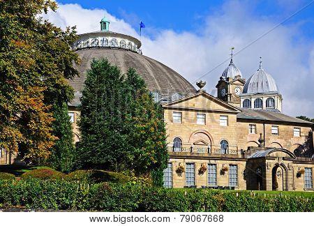 Devonshire Dome, Buxton.