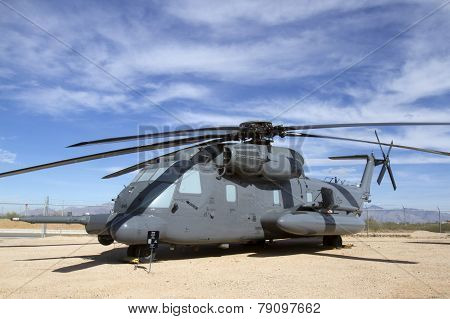 Sikorsky Mh-53M