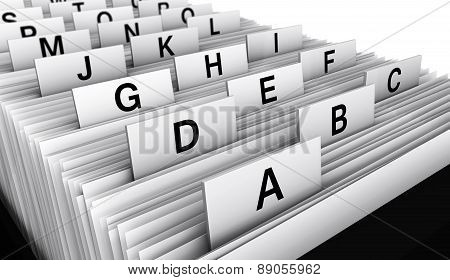 Business Customer File Directory