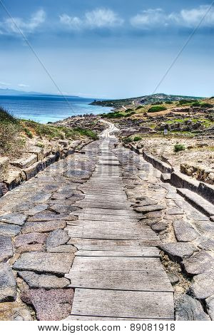 Hdr Path In Tharros