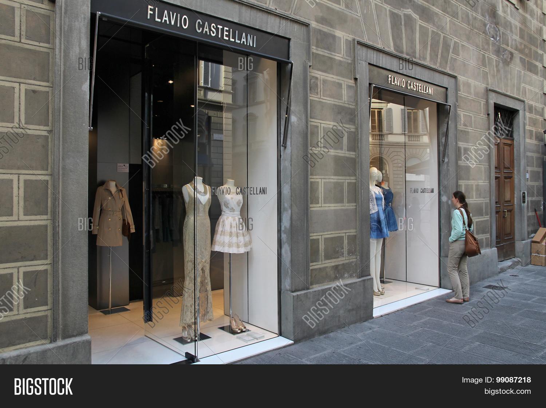 vendite speciali in magazzino rivenditore online Flavio Castellani Shop Image & Photo (Free Trial) | Bigstock