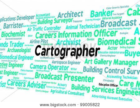 Cartographer Job Means Land Surveyor And Career