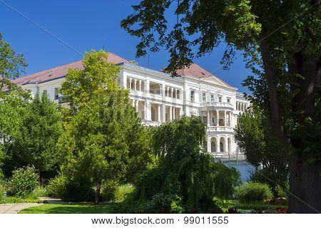Heart Hospital In Balatonfured
