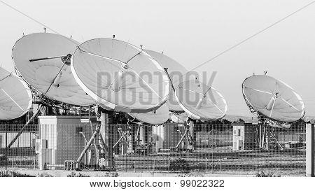 Teleport Satellite Communications