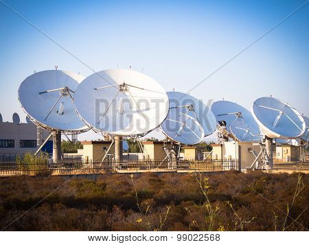 Teleport Satellite Communications