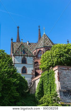 Basel Minster Cathedral