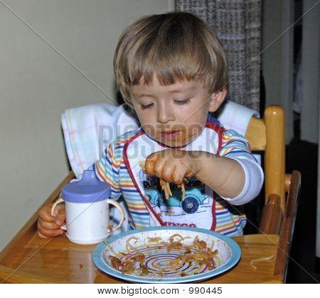 Eating Boy