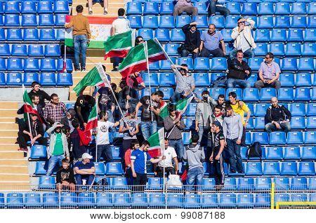 Terek Grozny Fans