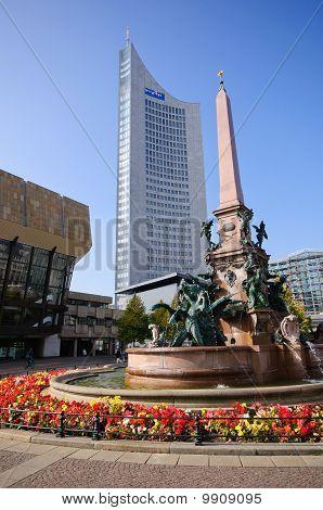 Augustusplatz - Leipzig, Germany