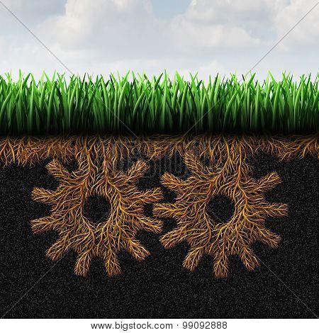 Grassroots Concept