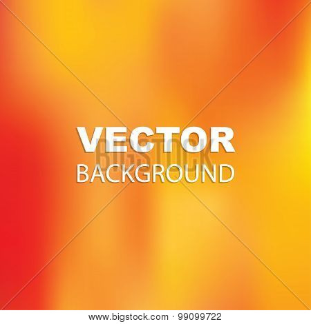 Soft background vector image