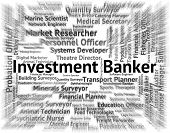 Investment Banker Meaning Career Investments And Finance poster