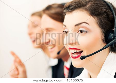 Call center agents