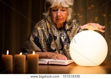 Using Crystal Ball