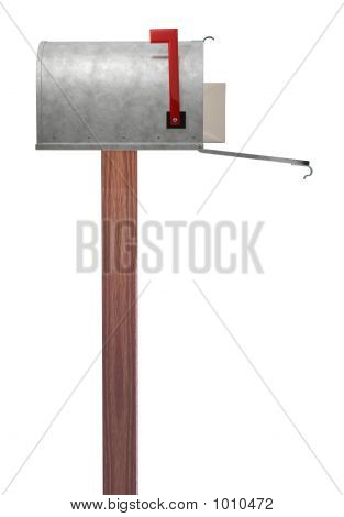 Mailbox Side View