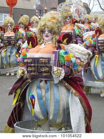 2015 Carnival Parade Aalst
