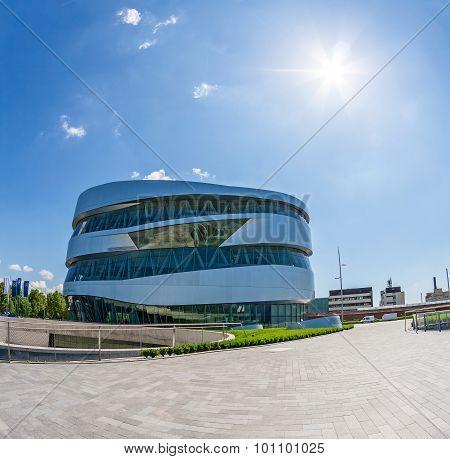 Mercedes-benz Welt Museum