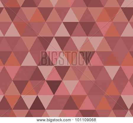 Vector seamless pattern. Marsala Pantones Color of the Year Light and Dark