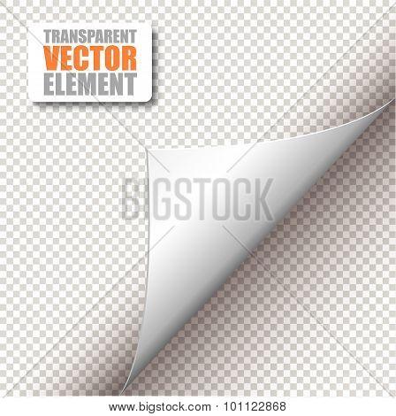 Vector Corner Element