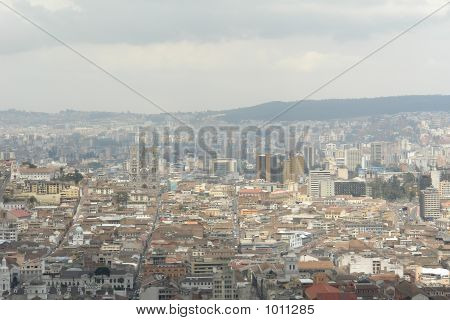 View On Quito City