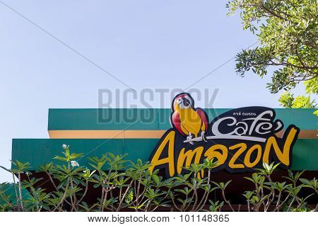 Cafe Amazon Logo