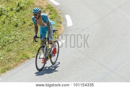 The Cyclist Andriy Grivko - Tour De France 2015