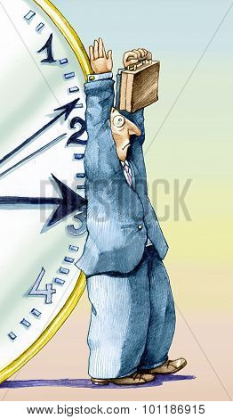 Hostage Time