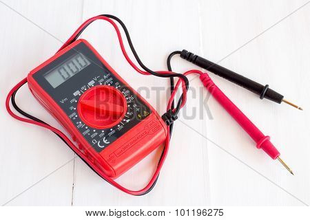 Digital Electrical Multimeter