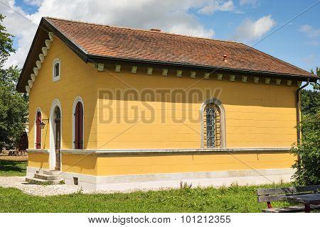 Romantic Sluice House Franconia
