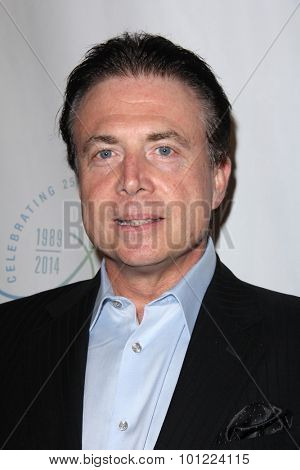 LOS ANGELES - SEP 9:  Frank Mottek at the Farrah Fawcett Foundation Presents 1st Annual Tex-Mex Fiesta at the Wallis Annenberg Center for the Performing Arts on September 9, 2015 in Beverly Hills, CA
