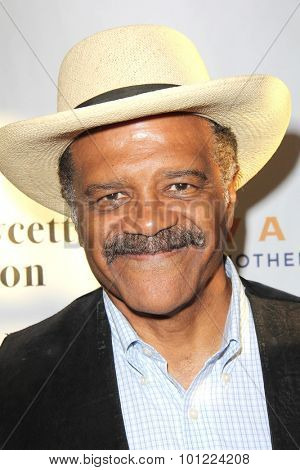 LOS ANGELES - SEP 9:  Ted Lange at the Farrah Fawcett Foundation Presents 1st Annual Tex-Mex Fiesta at the Wallis Annenberg Center for the Performing Arts on September 9, 2015 in Beverly Hills, CA
