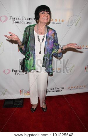 LOS ANGELES - SEP 9:  Jo Anne Worley at the Farrah Fawcett Foundation Fiesta at the Wallis Annenberg Center on September 9, 2015 in Beverly Hills, CA