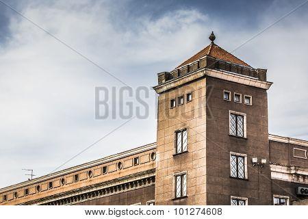 Traditional Architecure In Riga