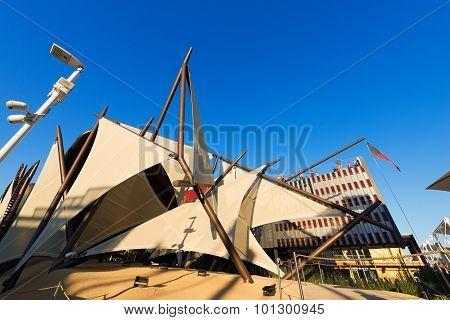 Kuwait Pavilion - Expo Milano 2015
