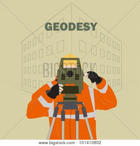 Geodetic engineer