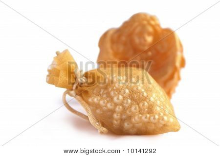 Decorative Sac With Pearls