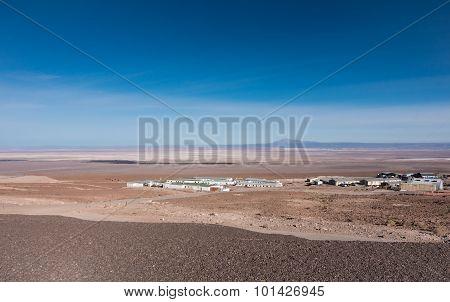 ALMA Observatory, Atacama, Chile