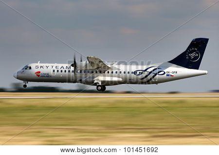 Skyteam (csa - Czech Airlines)