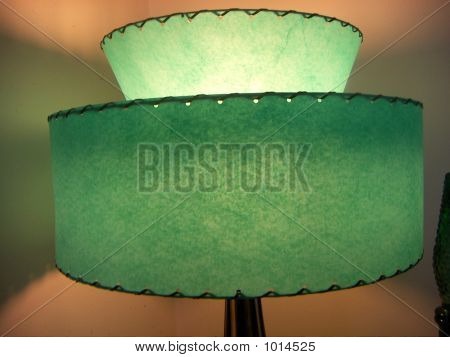 Shabby Sheik Lamp