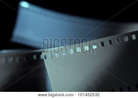 Negative 35 Mm Film. Photographic Film
