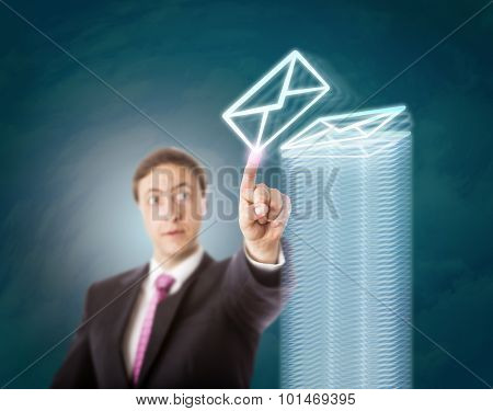 Overworked Manager Stacking Virtual Documents