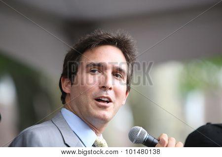 NY city council member Ben Kallos