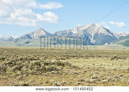 The Lemhi Valley