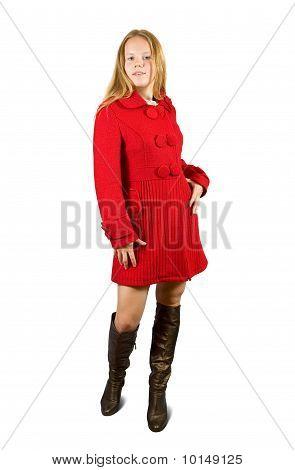 Girl In Greatcoat