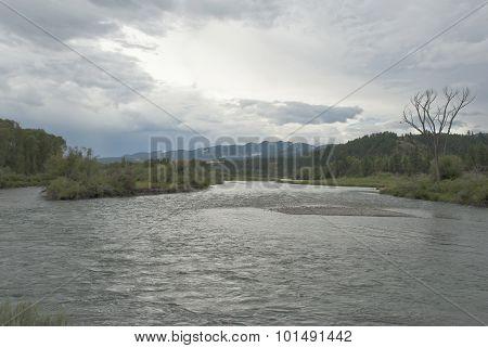 Snake River South Fork