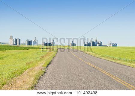 Walker Railroad siding